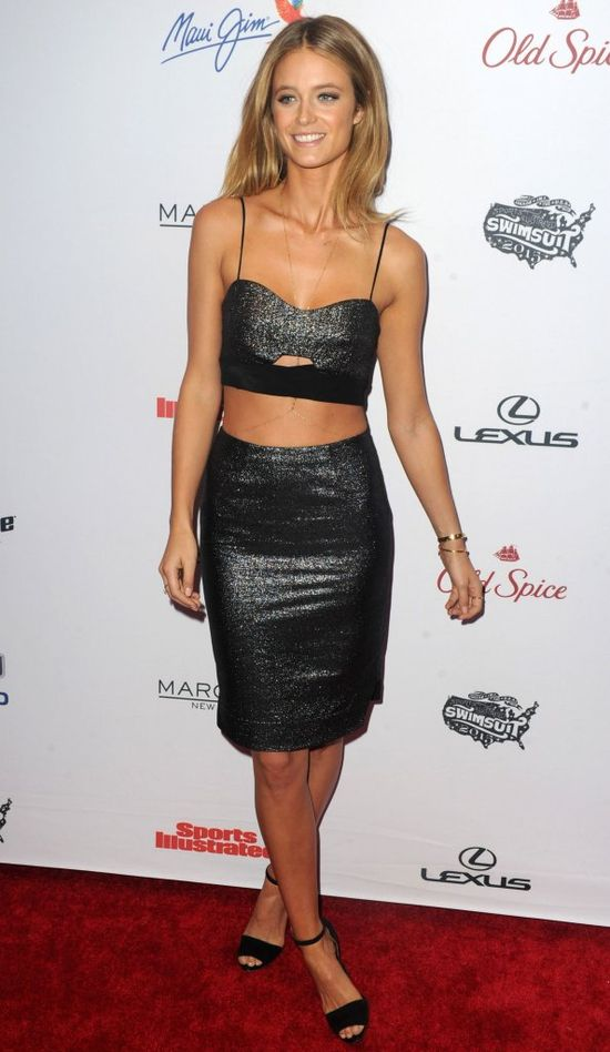 Plejada modelek świętowała jubileusz ze Sports Illustrated