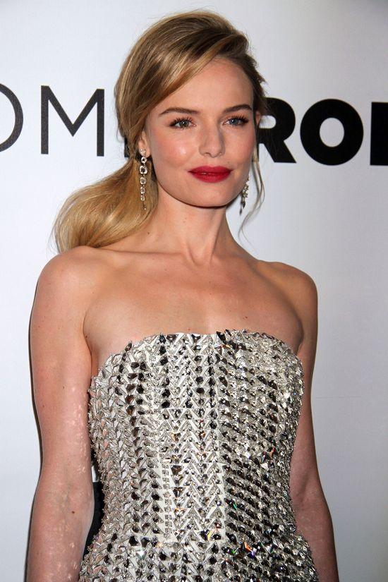 Kate Bosworth w błyszczącej sukni