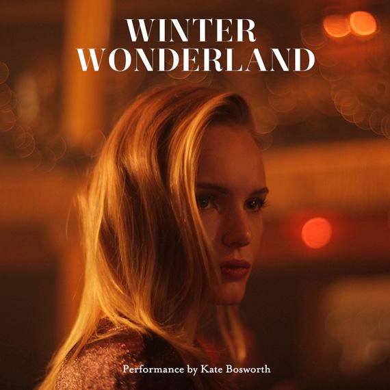 Kate Bosworth śpiewa w filmie zrealizowanym dla Topshop