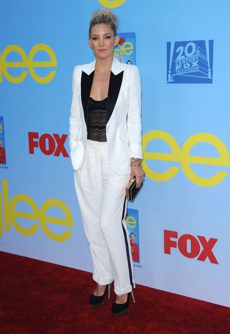 Kate Hudson w garniturze Alexandra McQueena (FOTO)