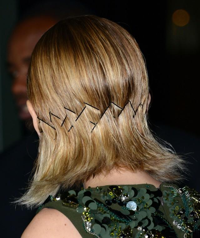 Kate Mara zaskoczyła wszystkich gładką fryzurą (FOTO) W roli