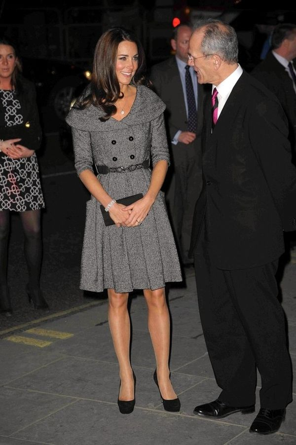 Dlaczego Księżna Kate zrezygnowała z butów na koturnach?