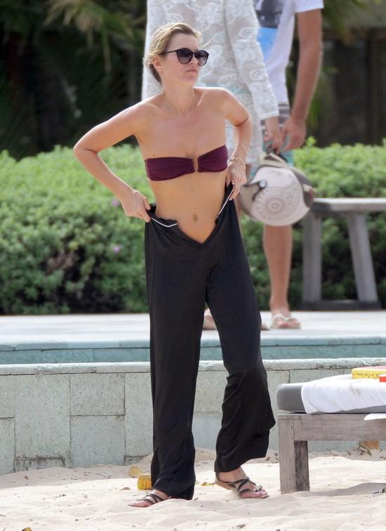 Kate Moss w bikini (FOTO)