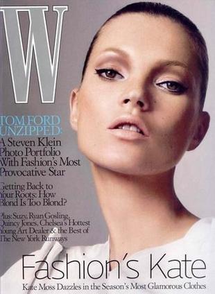 Kate Moss doczekała się poświęconej sobie książki