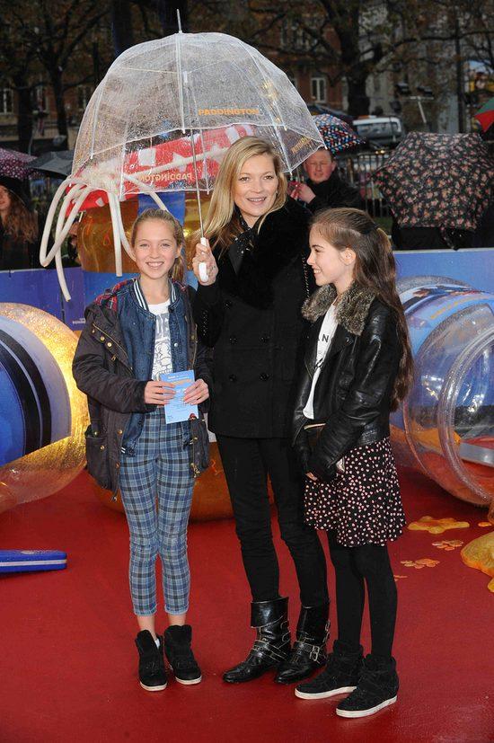 Lila Grace Moss, córka Kate Moss zadebiutowała na okładce Vogue'a