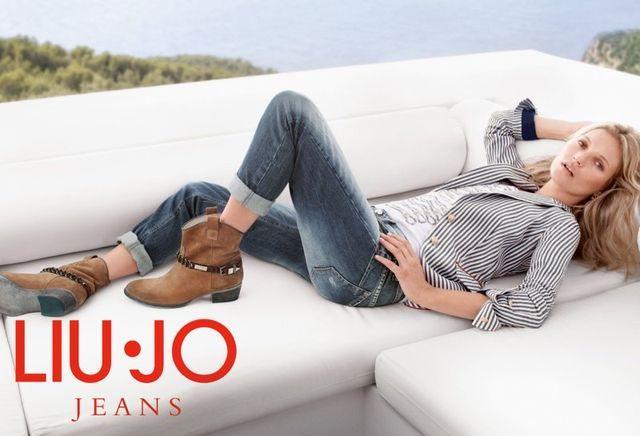 Kate Moss w romantycznej wersji dla Liu Jo (FOTO)