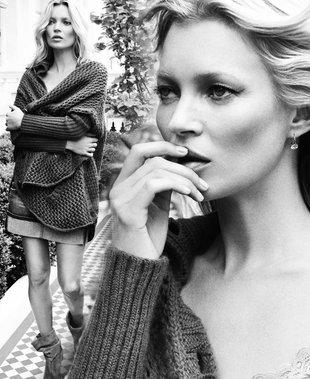 Kate Moss dla Liu Jo Jeans (FOTO)