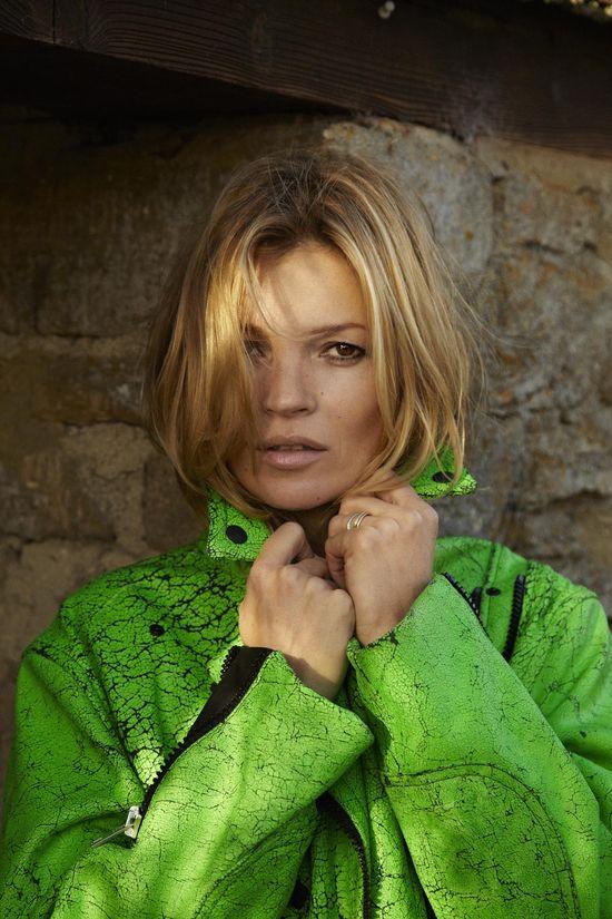 Kate Moss w wiosennej kampanii Rag & Bone (FOTO)