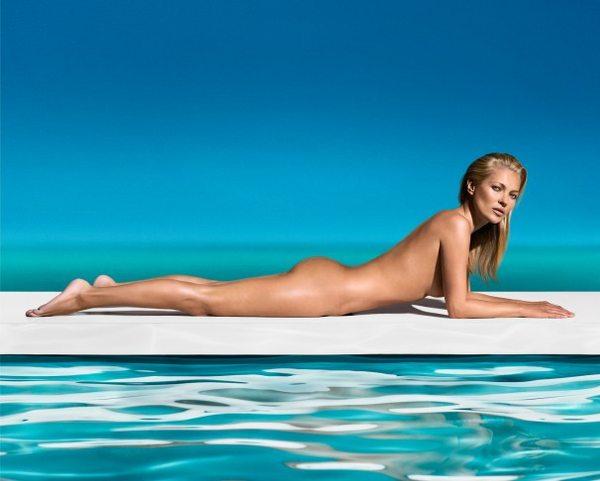 Kate Moss nową ambasadorką marki St. Tropez