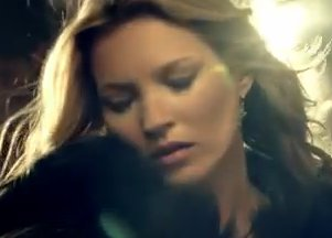 Kate Moss w teledysku George'a Michaela! (VIDEO)