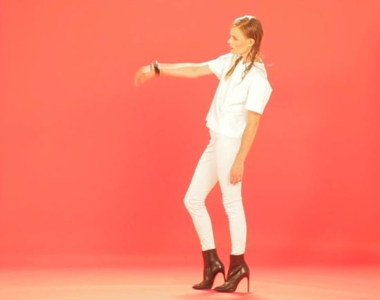 Kate Bosworth dla Topshop