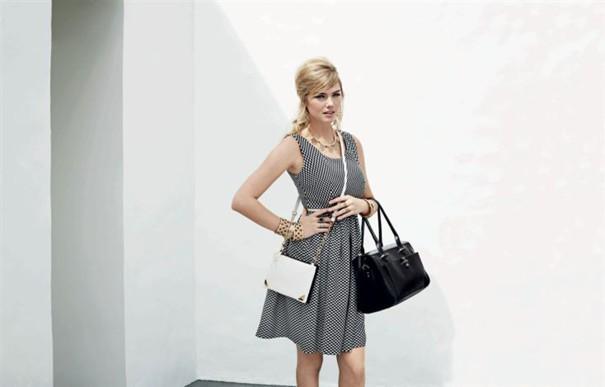 Kate Upton twarzą Accessorize na sezon wiosna-lato 2013