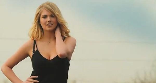 Kate Upton w reklamie Mercedesa