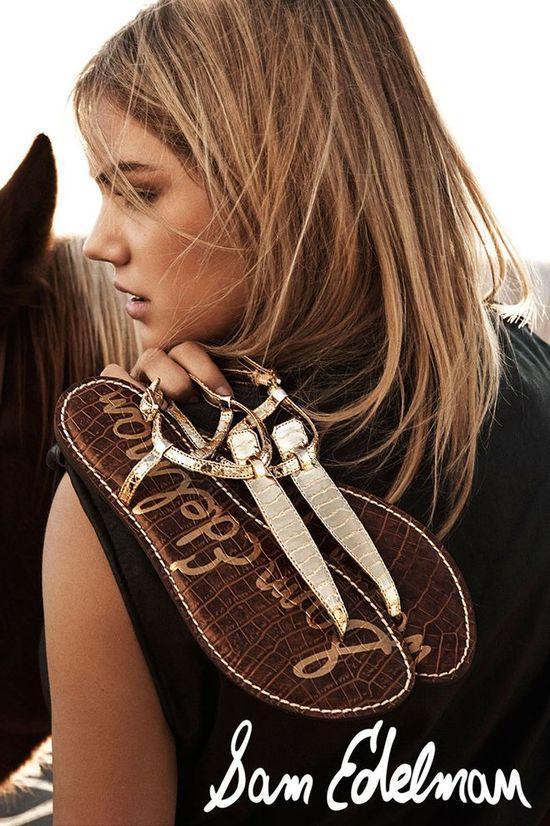 Kate Upton gwiazdą kolejnej kampanii reklamowej (FOTO)