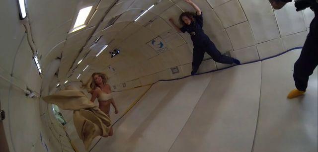 Kate Upton w kosmicznej sesji dla Sports Illustrated...