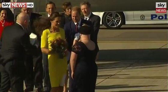 Królowa Elżbieta ocenia styl księżnej Catherine