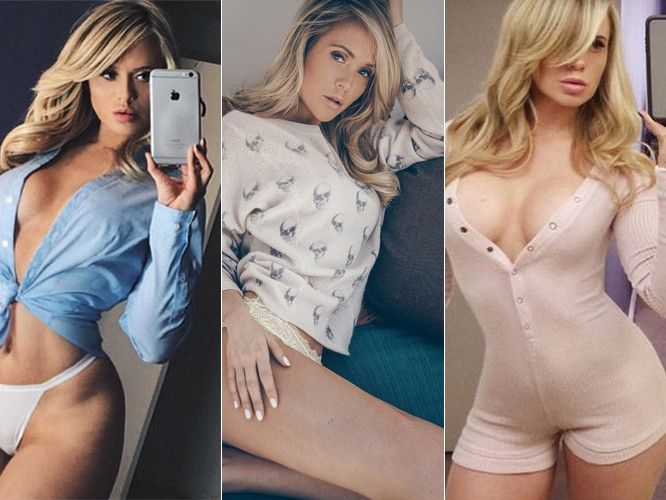 Nie żyje 35-letnia modelka Playboya, Katie May (FOTO)