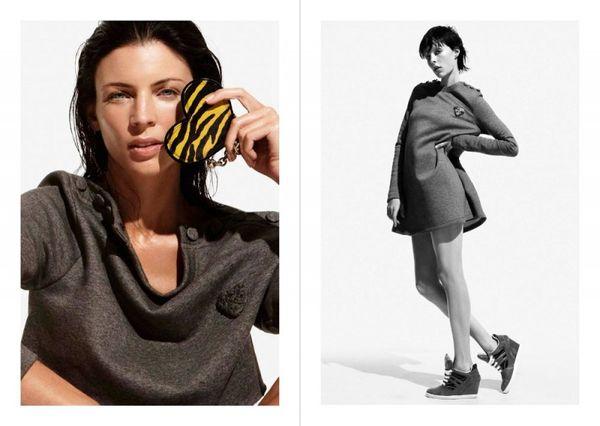 Gwiazdy modelingu w kampanii Grand & Hogan (FOTO)