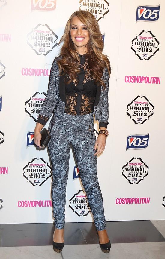 Gwiazdy na gali Cosmopolitan Ultimate Women 2012