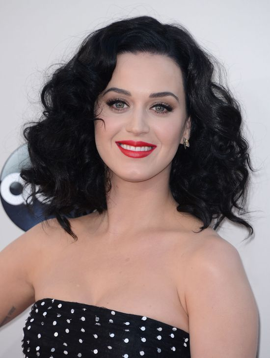 Katy Perry w sukni od Oscara de la Renty