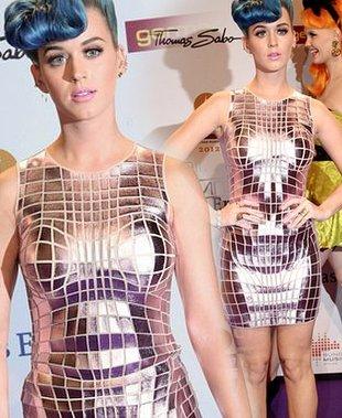 Katy Perry w Paco Rabanne (FOTO)