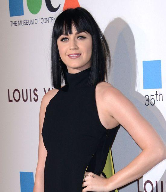 Katy Perry przefarbowała się na... zielono! (FOTO)