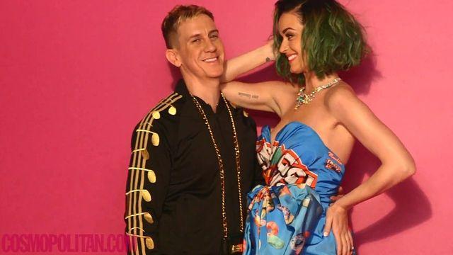 Wyjątkowa sesja Katy Perry w lipcowym Cosmopolitan (FOTO)