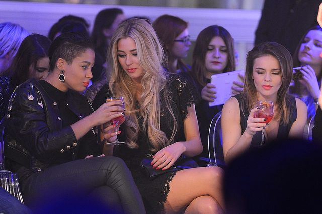 Gwiazdy na otwarciu Silesia Fashion Look