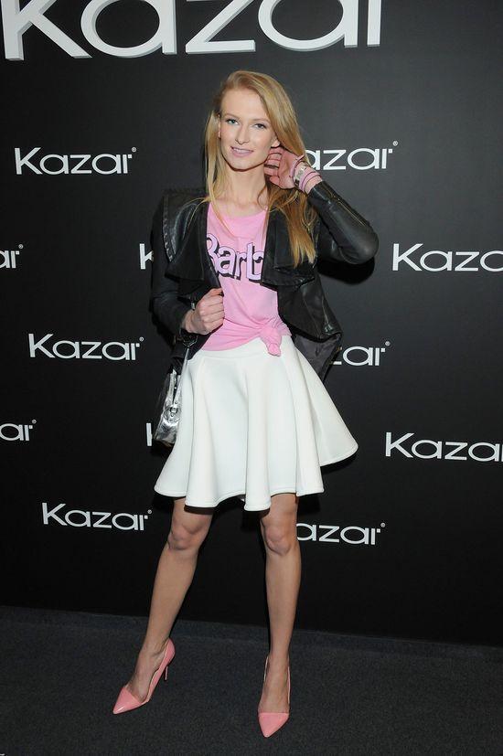 Gwiazdy i celebrytki na prezentacji kolekcji marki Kazar