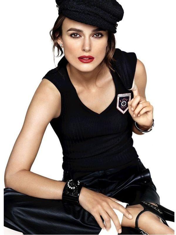 Keira Knightley hipnotyzuje w nowej kampanii Chanel (FOTO)