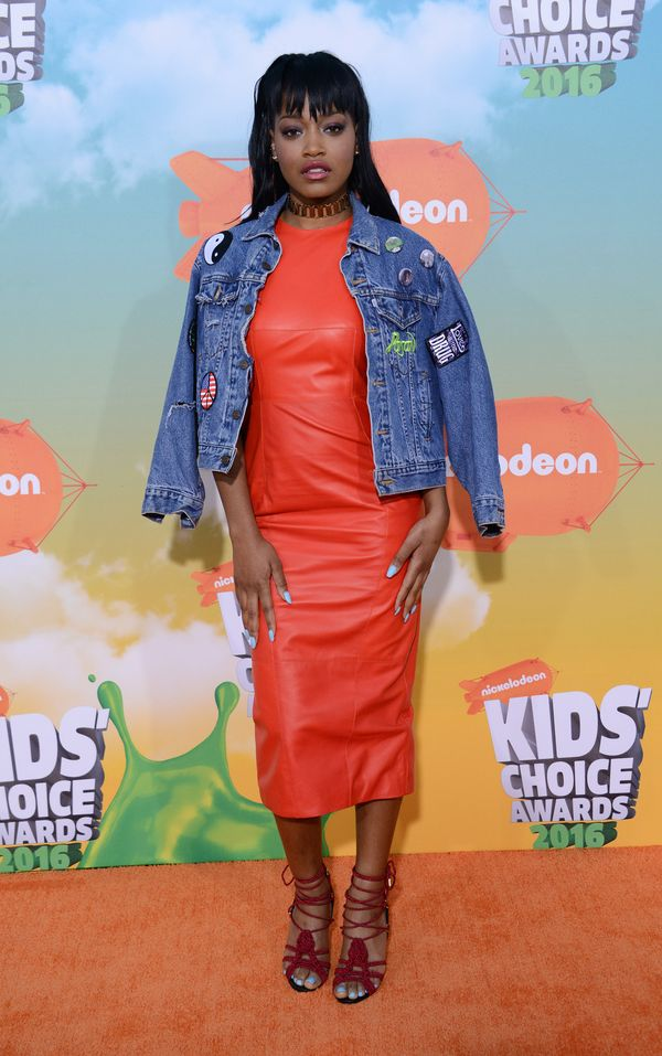 Młode gwiazdy na Nickelodeon's 2016 Kids' Choice Awards
