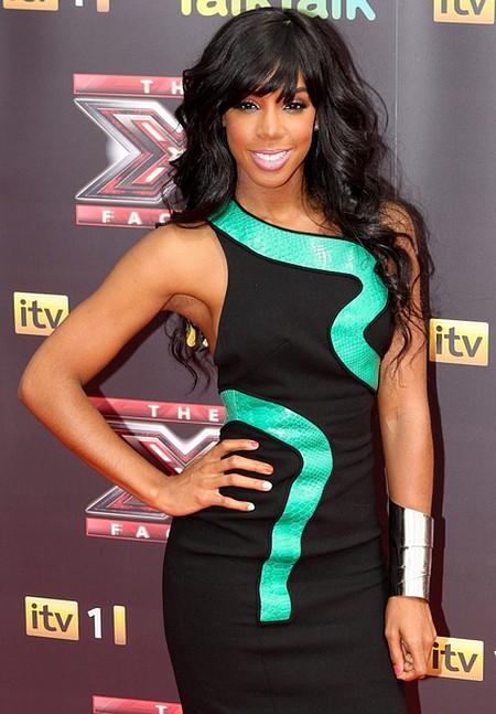 Super szczupła Kelly Rowland na okładce Shape