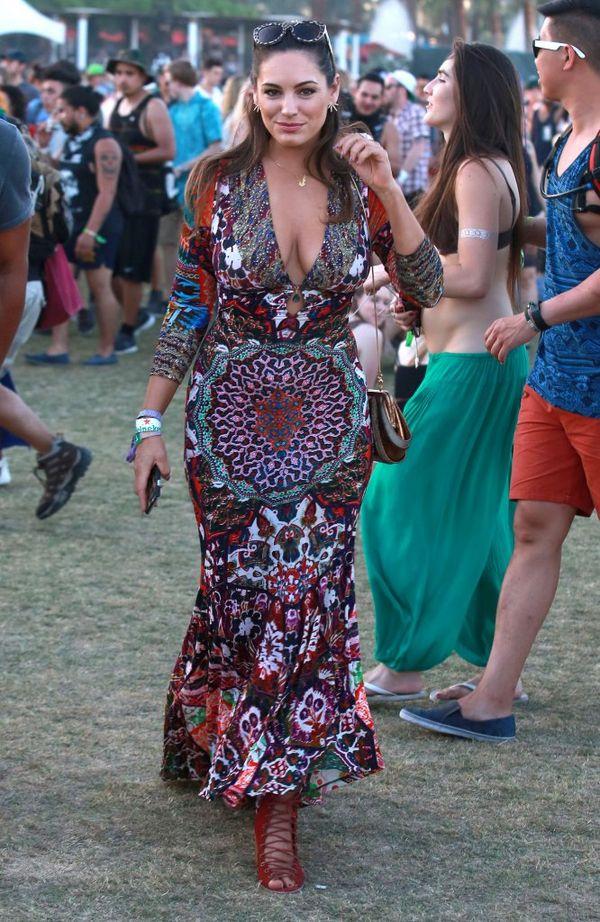 Festiwalowe stylizacje gwiazd - Coachella - tydzień drugi