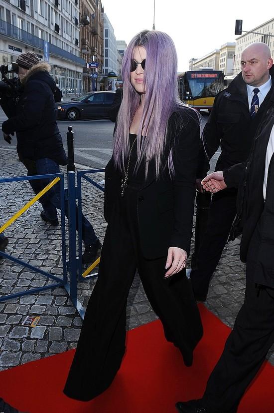 Kelly Osbourne w Polsce (FOTO)