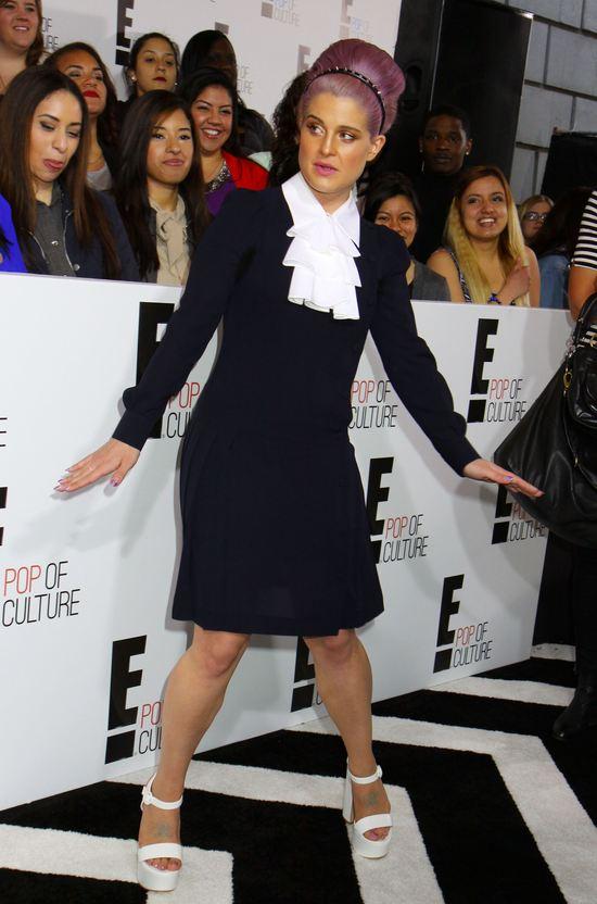 Kelly Osbourne przesadziła z samoopalaczem (FOTO)