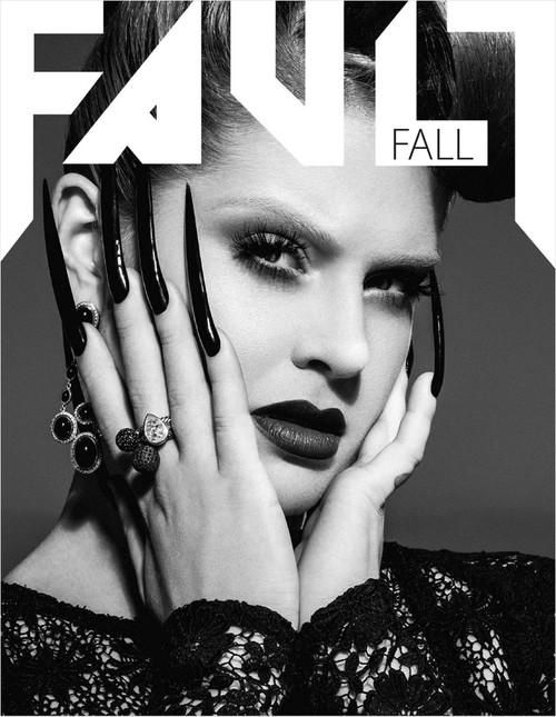 Kelly Osbourne w magazynie Fault