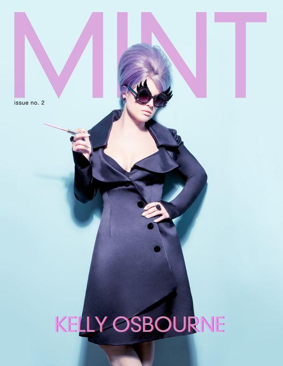Kelly Osbourne w Mint Magazine (FOTO)
