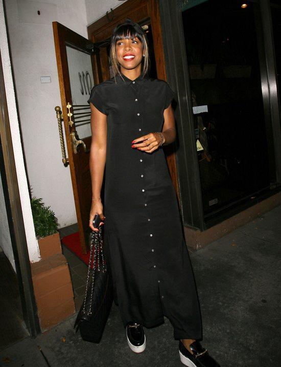 Buty Kelly Rowland: hit czy kit?