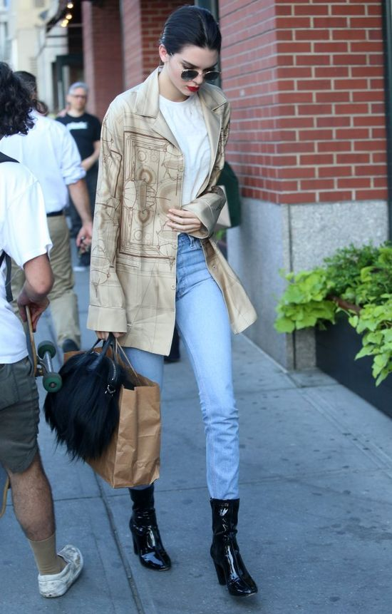 Nie... To ZDECYDOWANIE nie była najlepsza stylizacja Kendall Jenner