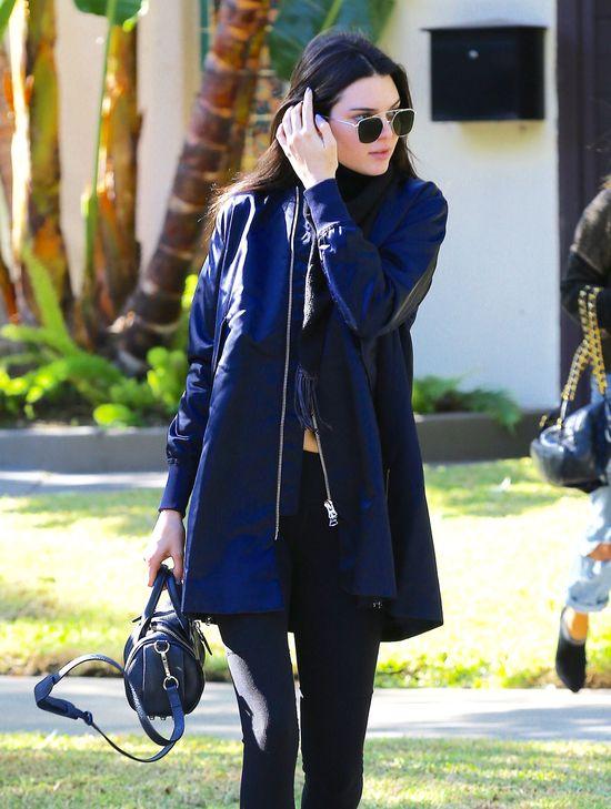 Kendall Jenner opowiedziała o zmaganiach ze swoim trądzikiem