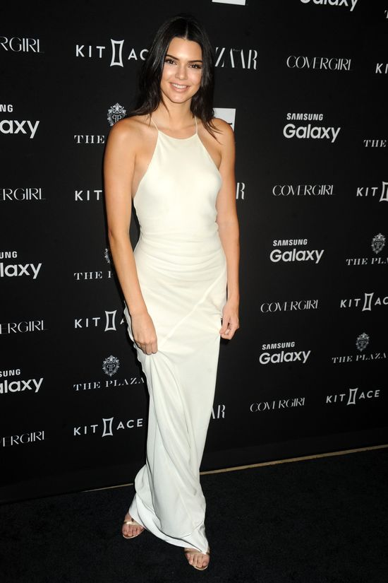 Kolejny modelingowy sukces Kendall Jenner... u Elie Saaba