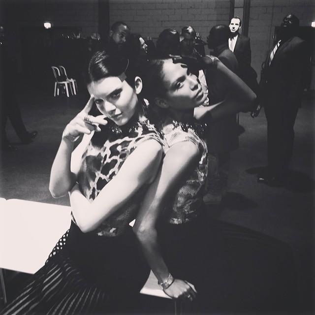 Kendall Jenner święci kolejne triumfy na wybiegu (FOTO)