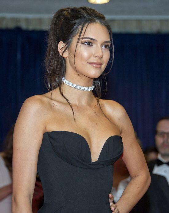 Kendall Jenner pojawiła się u prezydenta...  (FOTO)