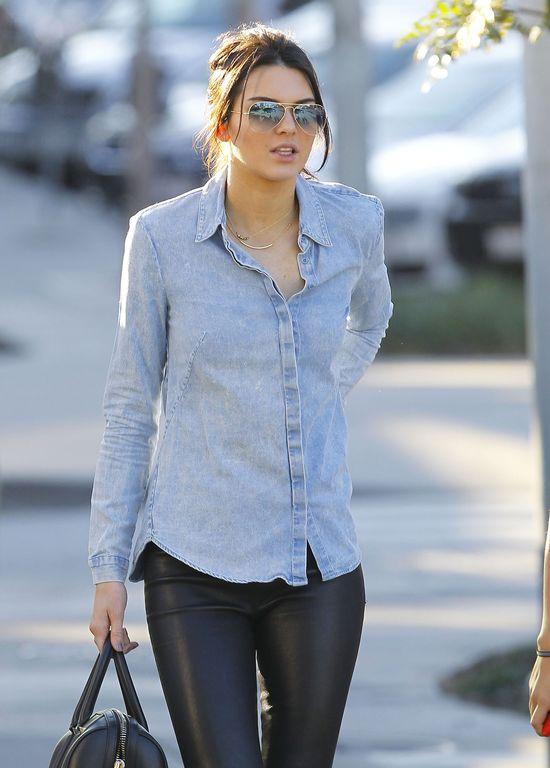 Odważne stylizacje służą Kendall Jenner? (FOTO)