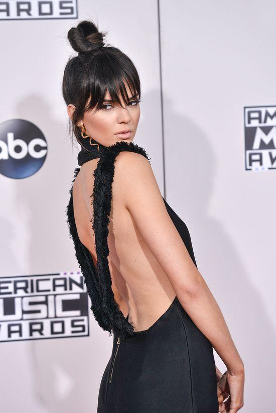 Kendall Jenner po raz pierwszy w amerykańskim Vogue