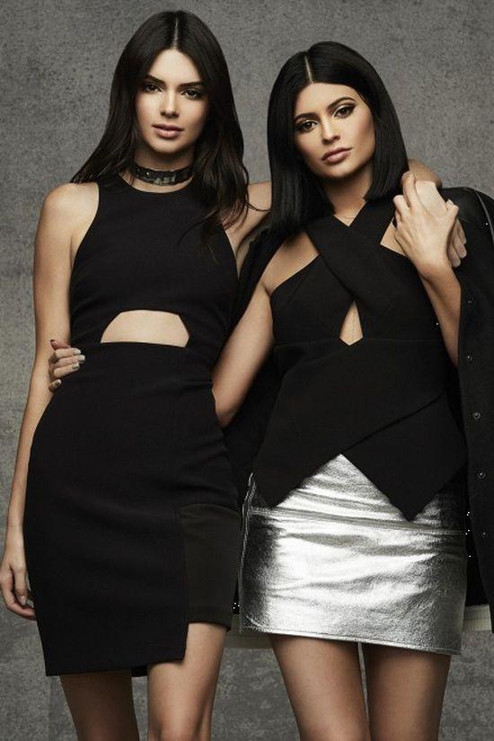 Kendall i Kylie Jenner ponownie podbijają kolekcję Topshop