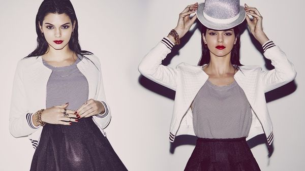 Kendall Jenner w kampanii marki Penshoppe (FOTO)