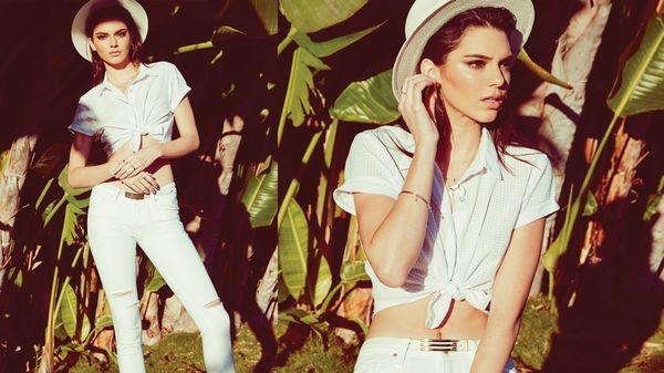 Kendall Jenner w wiosennej kampanii Penshoppe (FOTO)
