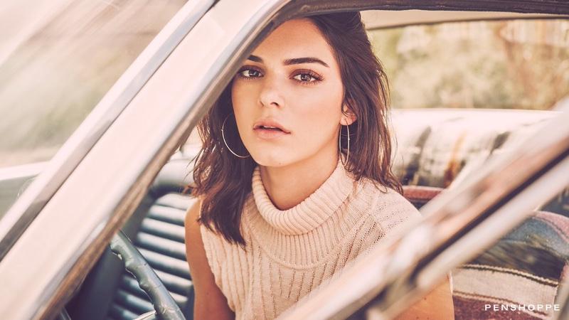 Kendall Jenner znów dla Penshoppe. Kylie nie zaproszono do udziału w kampanii