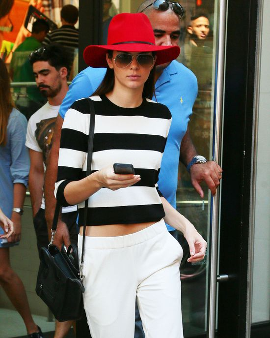 Kendall Jenner i Cara Dlevingne wolą Chanel od pokazu VS